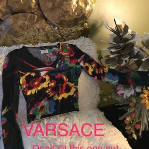 Versace Jeans Couture Women Jersey size small
